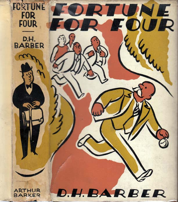 Fortune For Four. D. H. BARBER, Donald Herbert