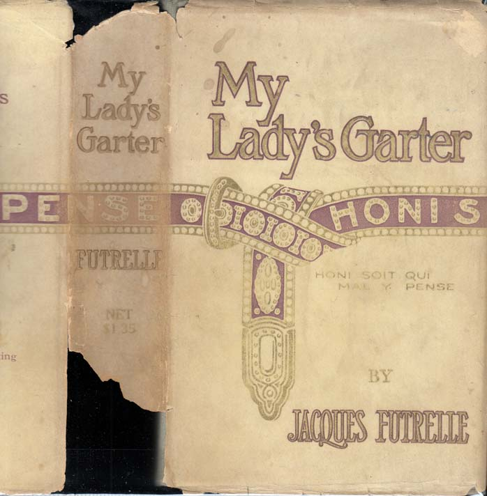 My Lady's Garter. Jacques FUTRELLE.