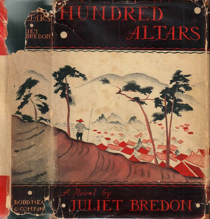 Hundred Altars. Juliet BREDON
