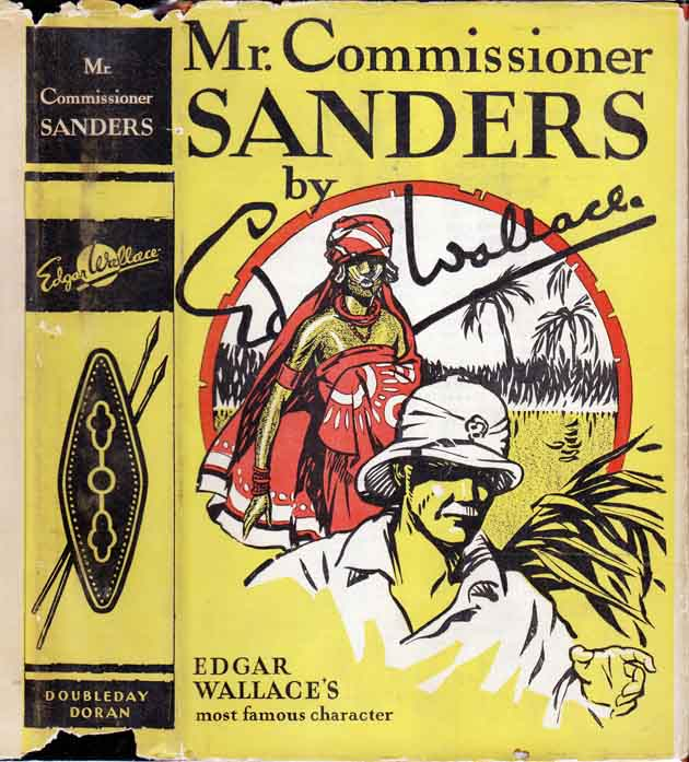 Mr. Commissioner Sanders. Edgar WALLACE