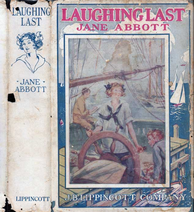 Laughing Last. Jane ABBOTT.