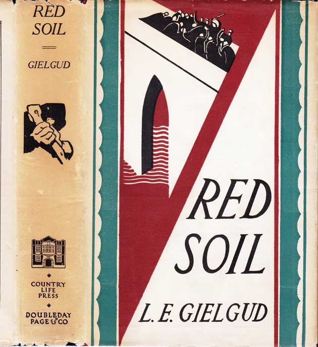 Red Soil. L. E. GIELGUD, Lewis Evelyn