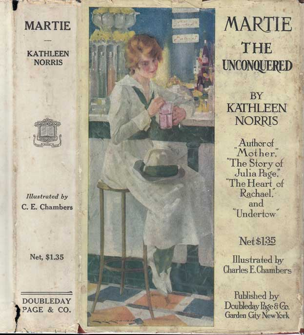 Martie the Unconquered. Kathleen NORRIS