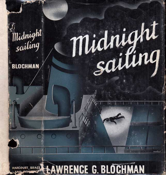 Midnight Sailing. Lawrence G. BLOCHMAN.