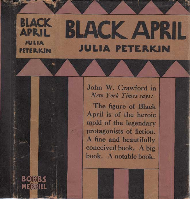 Black April. Julia PETERKIN