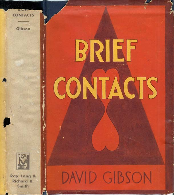 Brief Contacts. David GIBSON