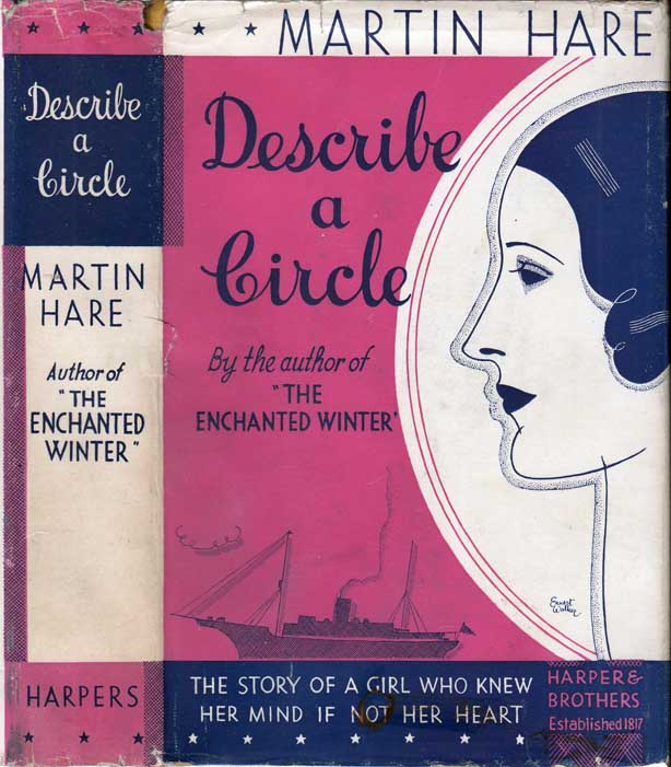 Describe a Circle. Martin HARE.