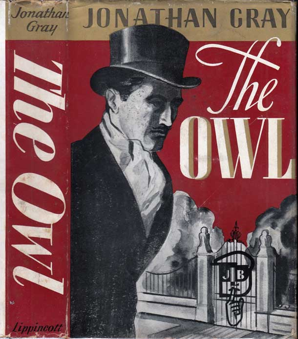 The Owl [GOLF MYSTERY]. Jonathan GRAY