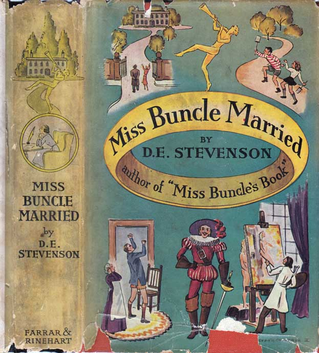Miss Buncle Married. D. E. STEVENSON