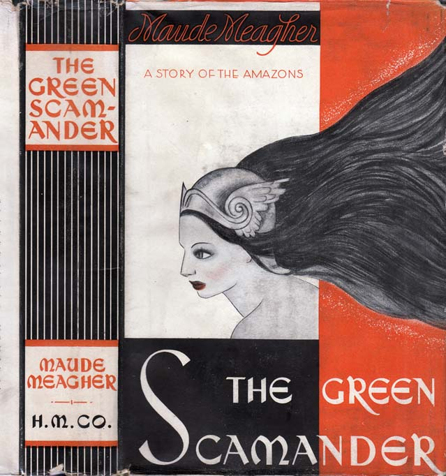 The Green Scamander. Maude MEAGHER