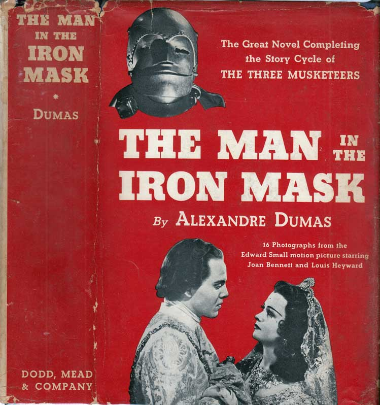 The Man in the Iron Mask. Alexandre DUMAS