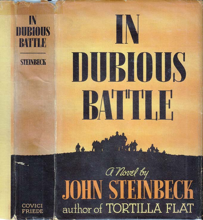 In Dubious Battle. John STEINBECK, Louis PAUL