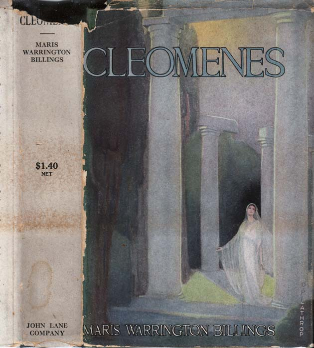 Cleomenes. Maris Warrington BILLINGS, Edith S.