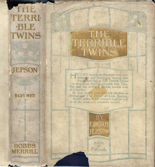 The Terrible Twins. Edgar JEPSON