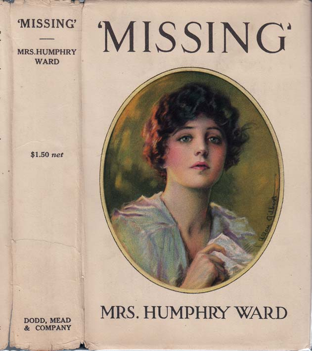 Missing. Mrs. Humphry WARD.