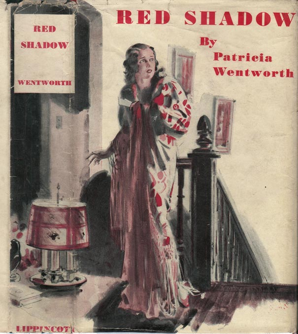 Red Shadow. Patricia WENTWORTH.