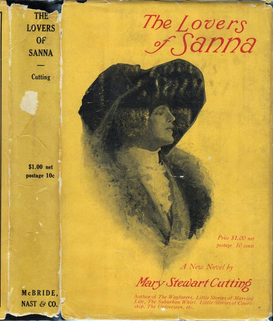 The Lovers of Sanna. Mary Stewart CUTTING