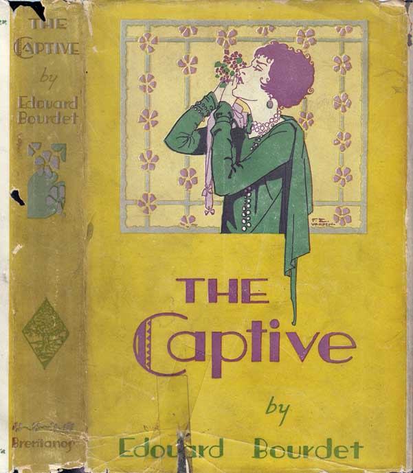 The Captive [LESBIAN PLAY]. Edouard BOURDET.