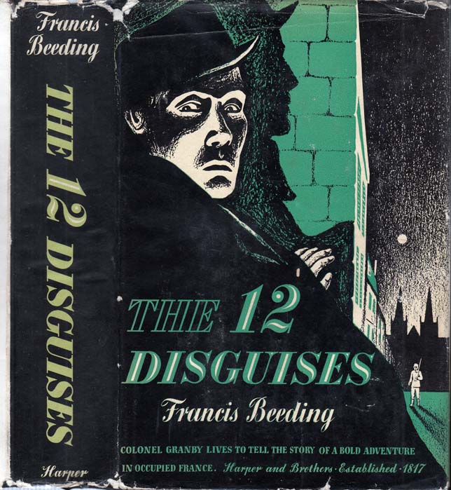 The 12 [Twelve] Disguises. Francis BEEDING