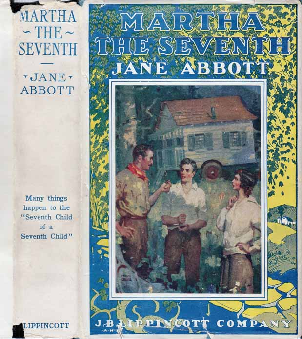 Martha the Seventh. Jane ABBOTT.
