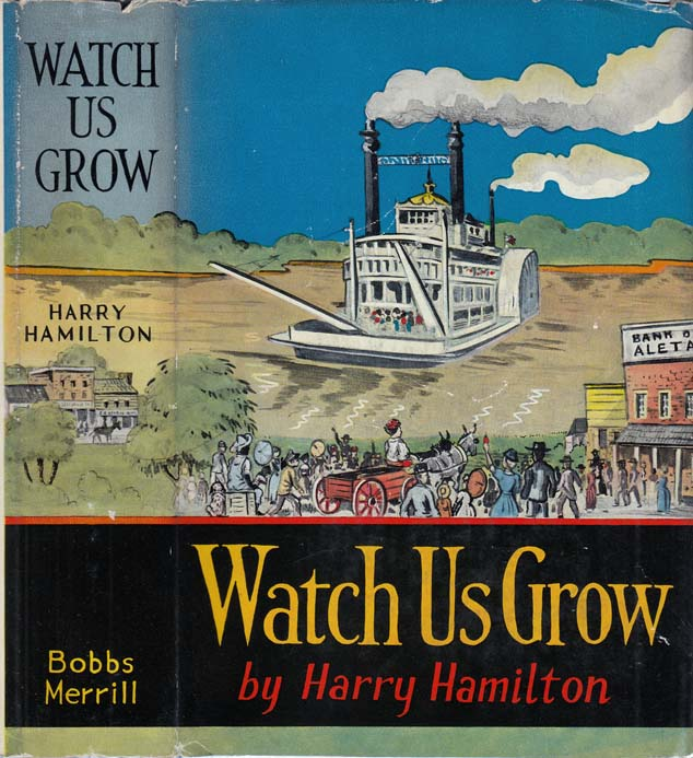 Watch Us Grow. Harry HAMILTON.