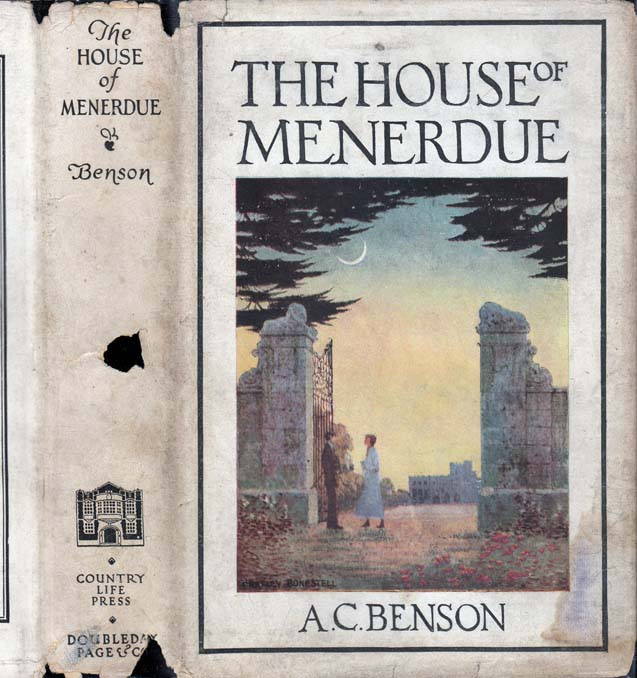 The House of Menerdue. A. C. BENSON.