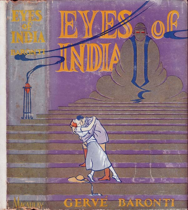 Eyes of India. Gerve BARONTI.