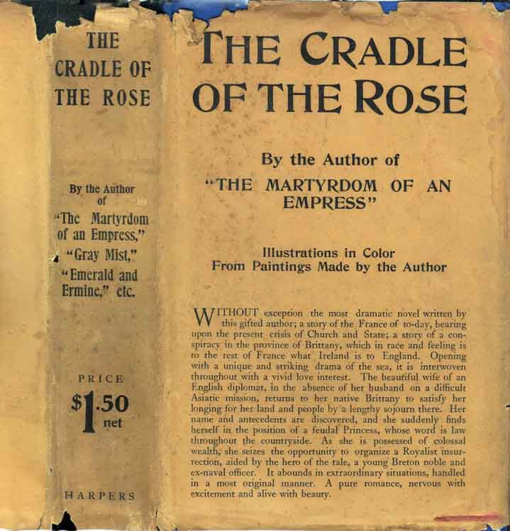 The Cradle of the Rose. Marguerite CUNLIFFE-OWEN.