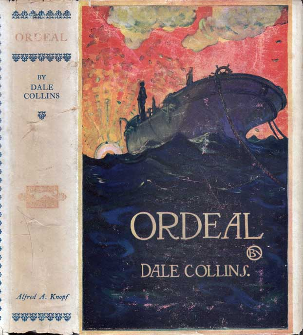 Ordeal. Dale COLLINS.