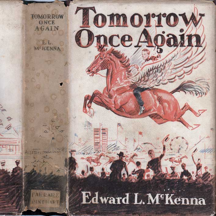 Tomorrow Once Again. Edward L. MCKENNA