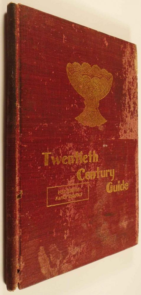 The 20th [Twentieth] Century Guide for Mixing Fancy Drinks [Cocktails]. James C. MALONEY.