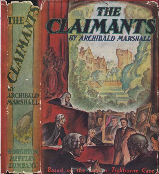The Claimants. Archibald MARSHALL