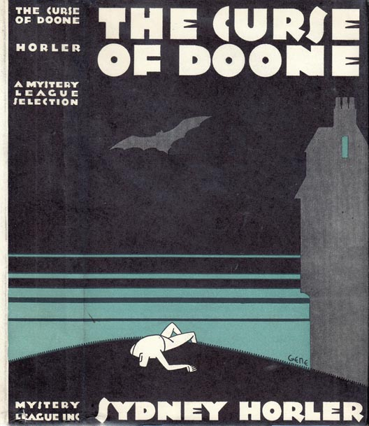 The Curse of Doone. Sydney HORLER.