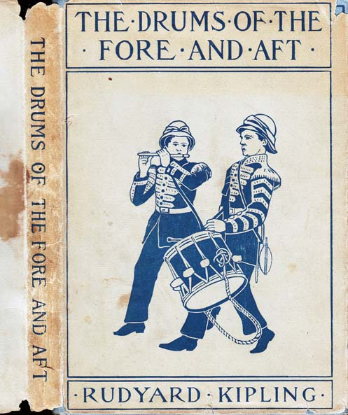 The Drums of the Fore and Aft. Rudyard KIPLING