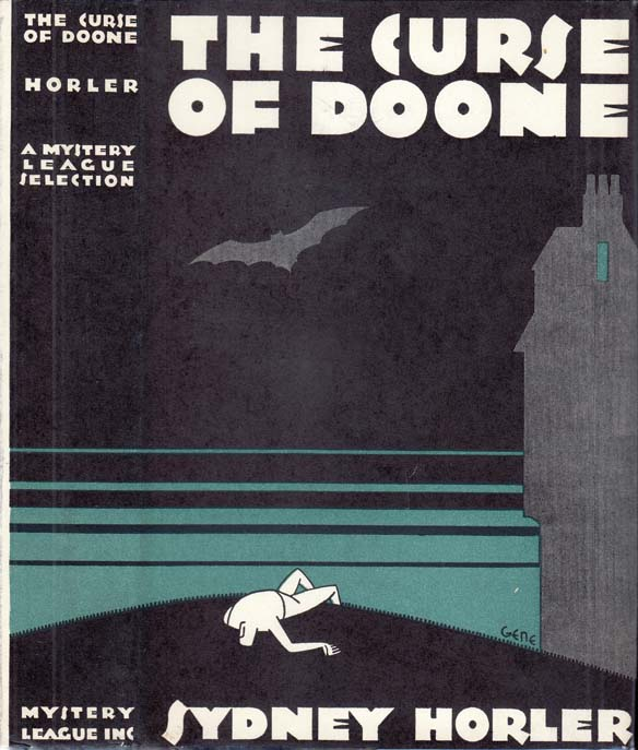 The Curse of Doone. Sydney HORLER