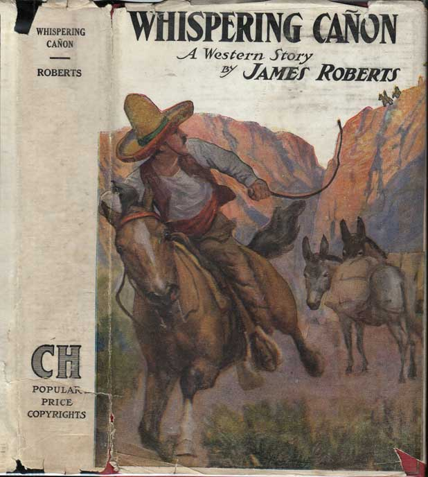 Whispering Canon. James ROBERTS.