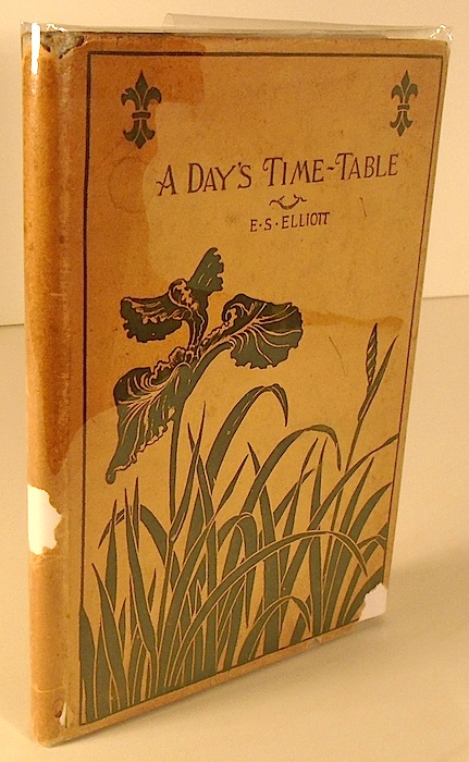 A Day's Time Table. E. S. ELLIOTT.