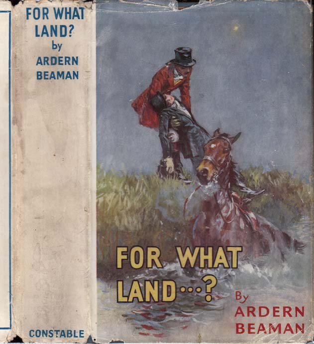For What Land? Ardern BEAMAN.