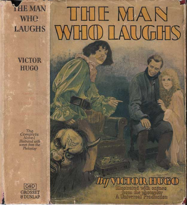 The Man Who Laughs: A Romance of English History. Victor HUGO