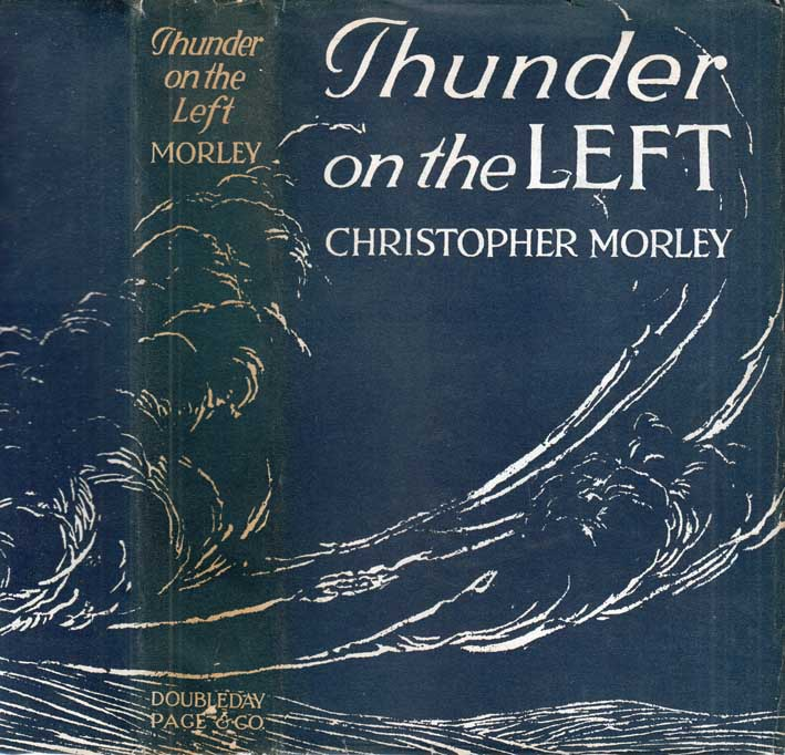 Thunder on the Left. Christopher MORLEY