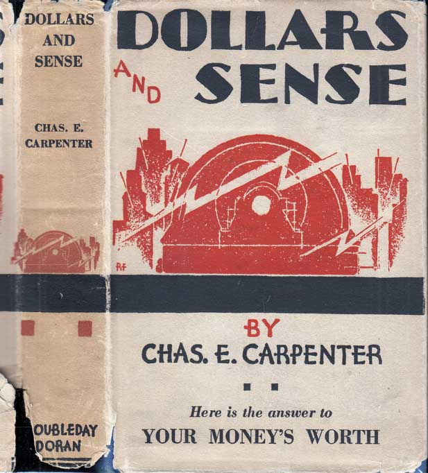 Dollars and Sense. Charles E. CARPENTER