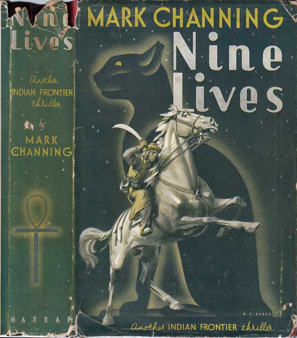 Nine Lives. Mark CHANNING.