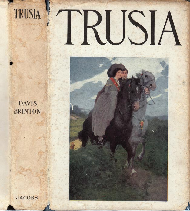 Trusia, A Princess of Krovitch. Davis BRINTON