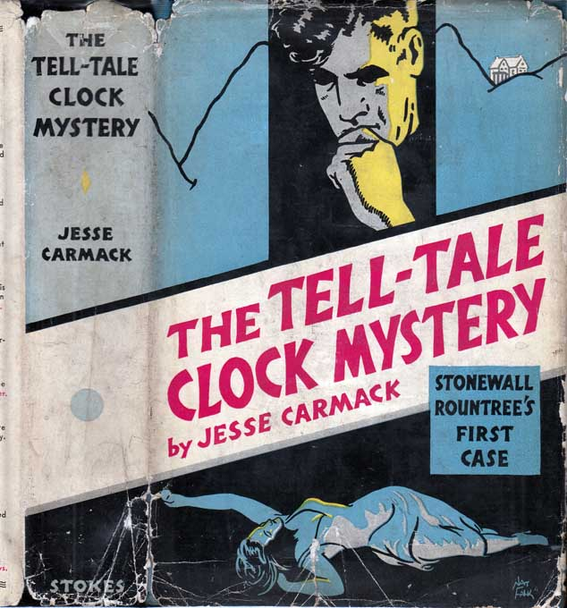 The Tell-Tale Clock Mystery [FOOTBALL MYSTERY]. Jesse CARMACK
