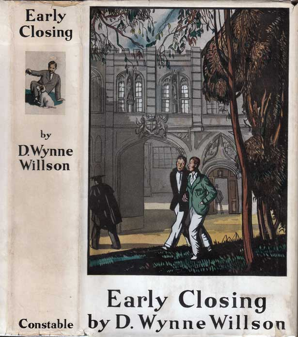 Early Closing. D. Wynne WILLSON