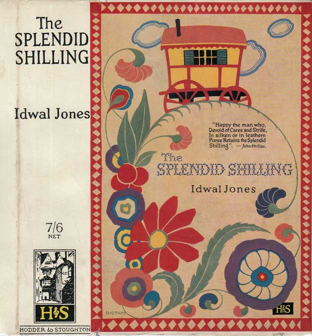 The Splendid Shilling. Idwal JONES