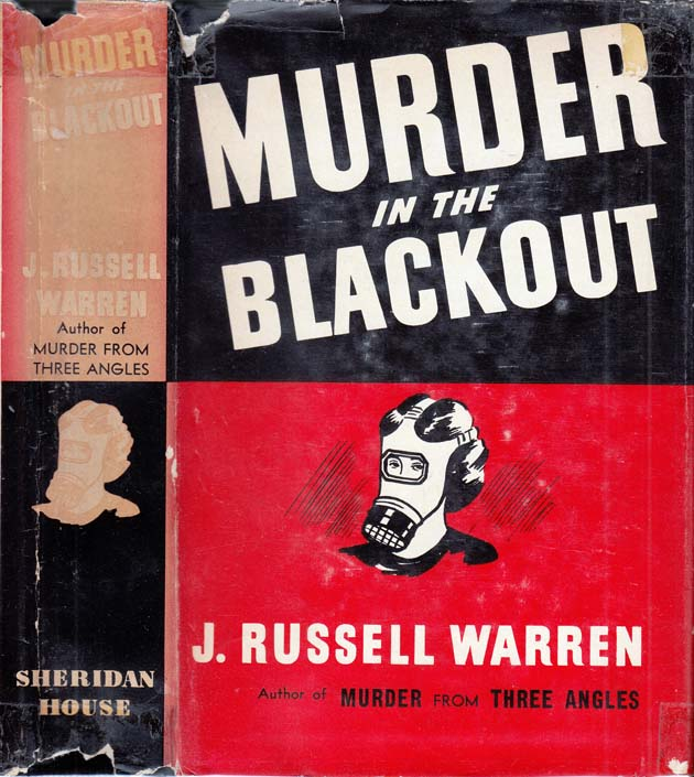 Murder in the Blackout. J. Russell WARREN