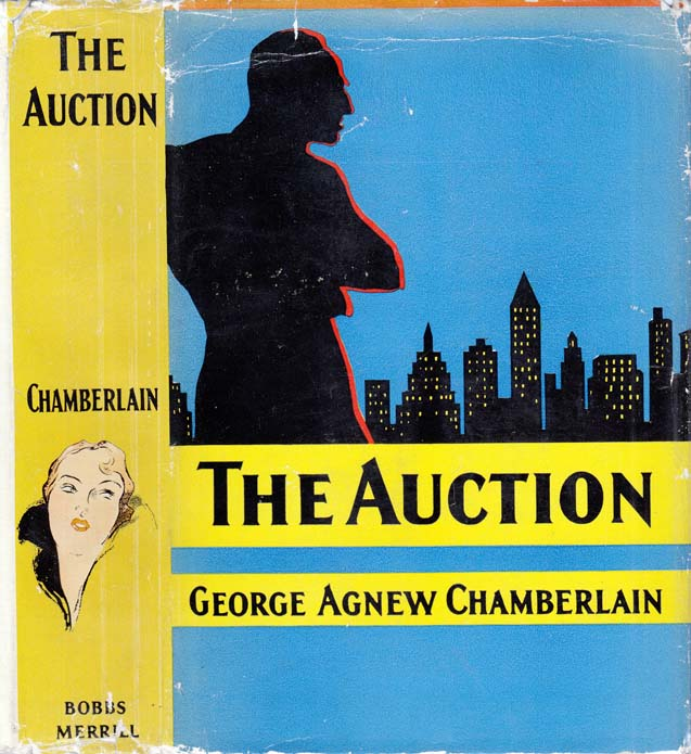 The Auction. George Agnew CHAMBERLAIN.