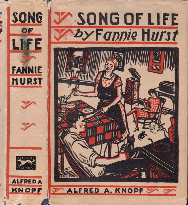 Song of Life. Fannie HURST.