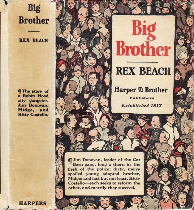Big Brother and Other Stories. Rex BEACH.